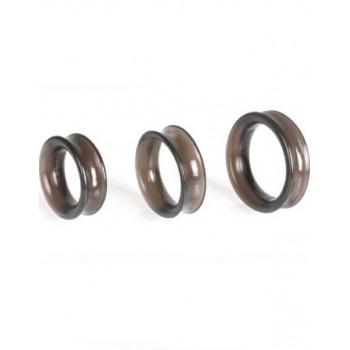 Anillos, Extensiones, Fundas Juego de 3 anillos – Retardantes