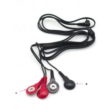 BDSM Cable de Plomo para Electro Shock