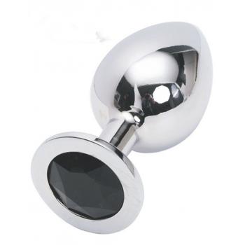 Plugs y Bolas Plug de Acero con Diamante - Talla L