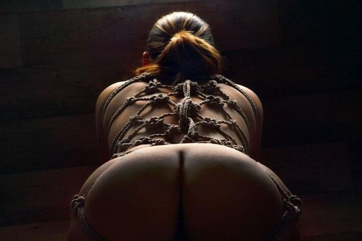 Shibari BDSM