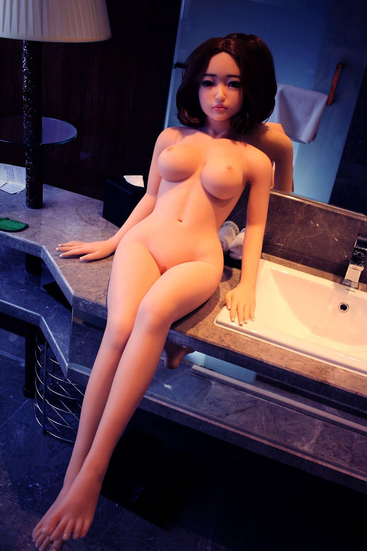 Muñeca erotica asiatica